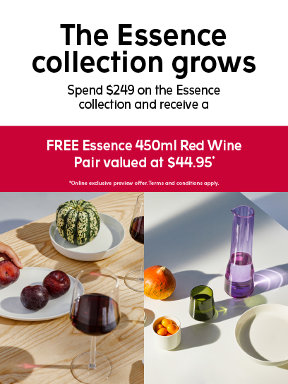 Iittala Essence promotion - main banner - mobile