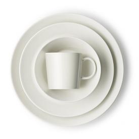 Teema White Mug 300ml