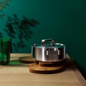 Aalto Serving Platter 36.4x43.6cm Oak