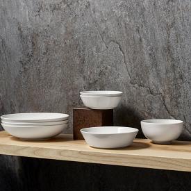 Teema White Plate Bowl 21cm