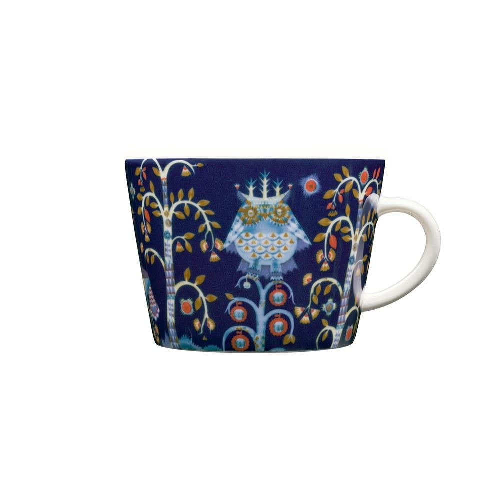 Taika Blue Coffee Cup 200ml