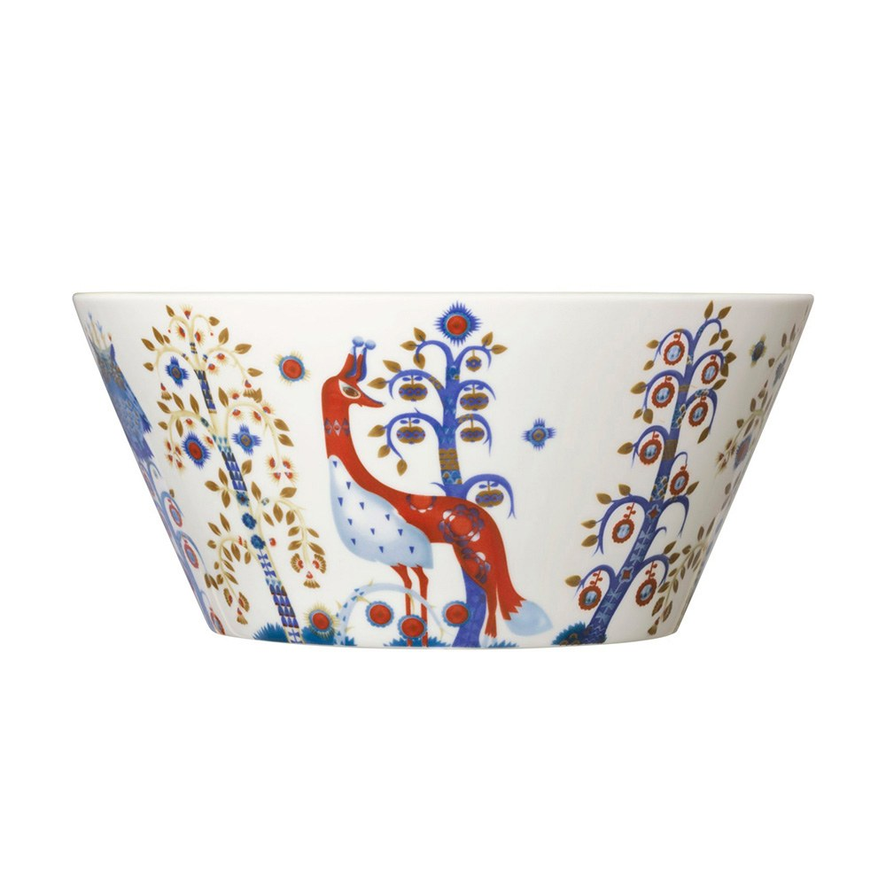 Taika White Bowl 2.8L/26cm