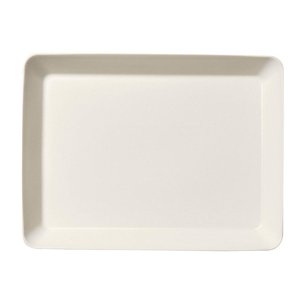 Teema White Platter 24x32cm