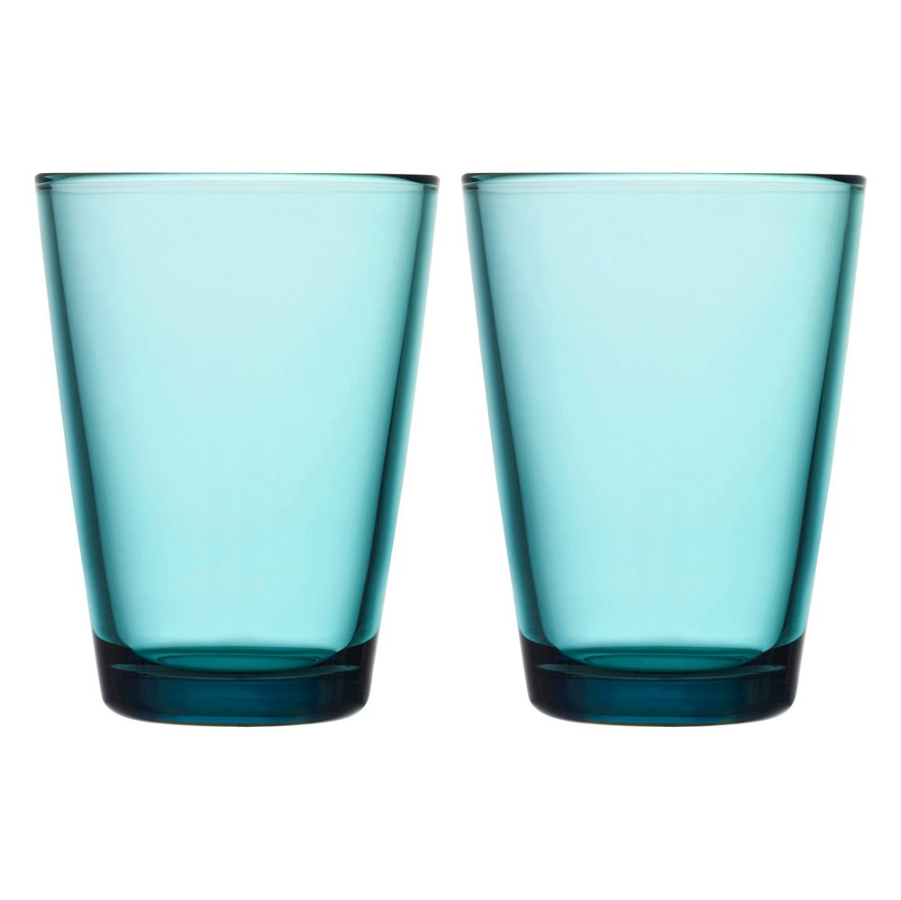 Kartio Highball 400ml Seablue Pair