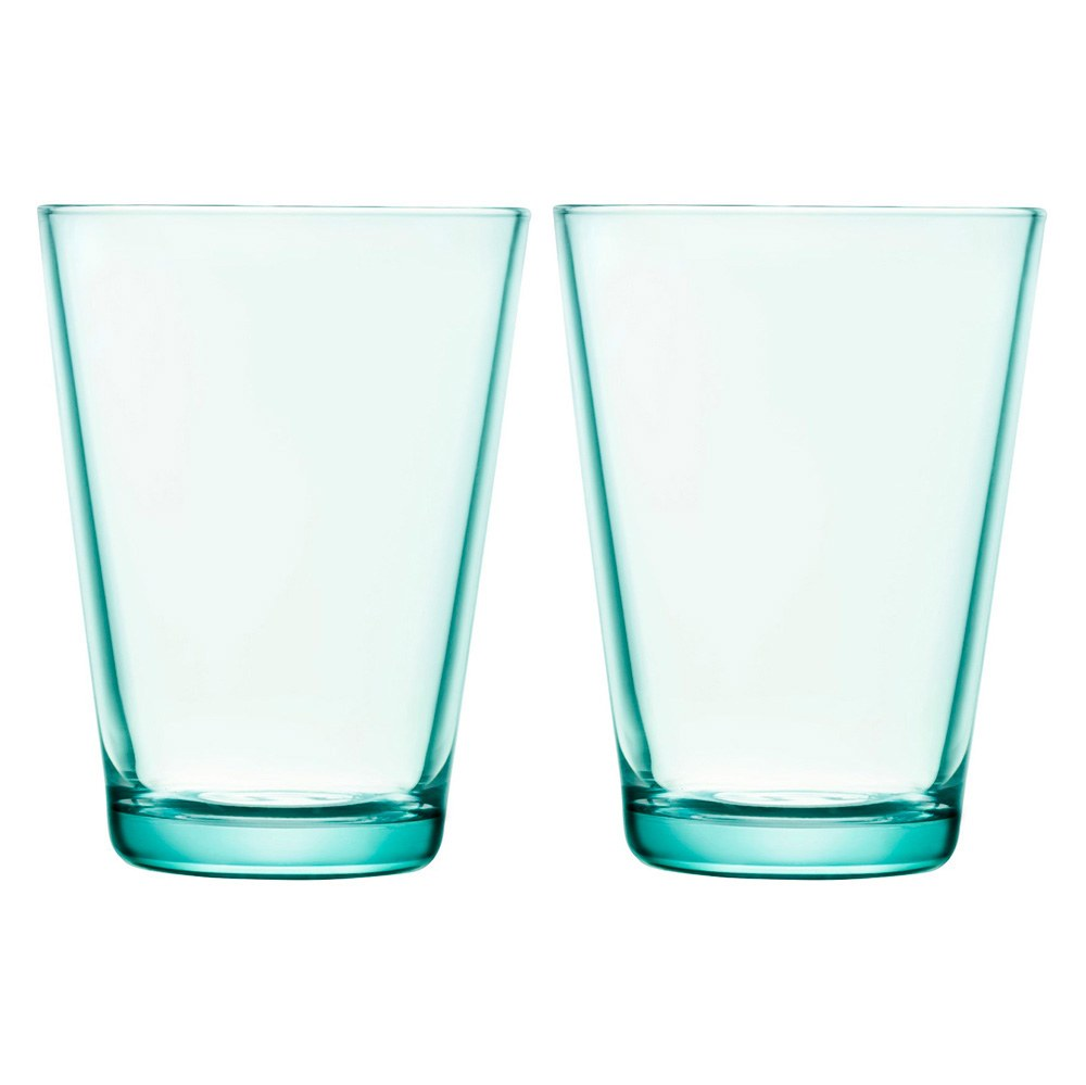 Kartio Highball 400ml Water Green Pair