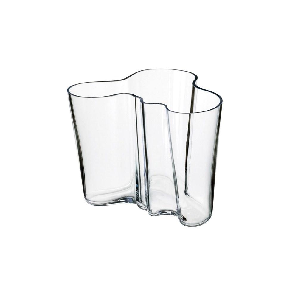Aalto Vase 12cm Clear