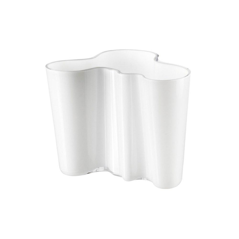 Aalto Vase 16cm Opal White