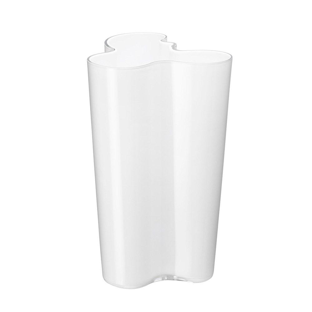 Aalto Vase 25.1cm Opal White