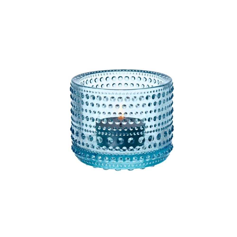 Kastehelmi Votive 6.4cm Light Blue