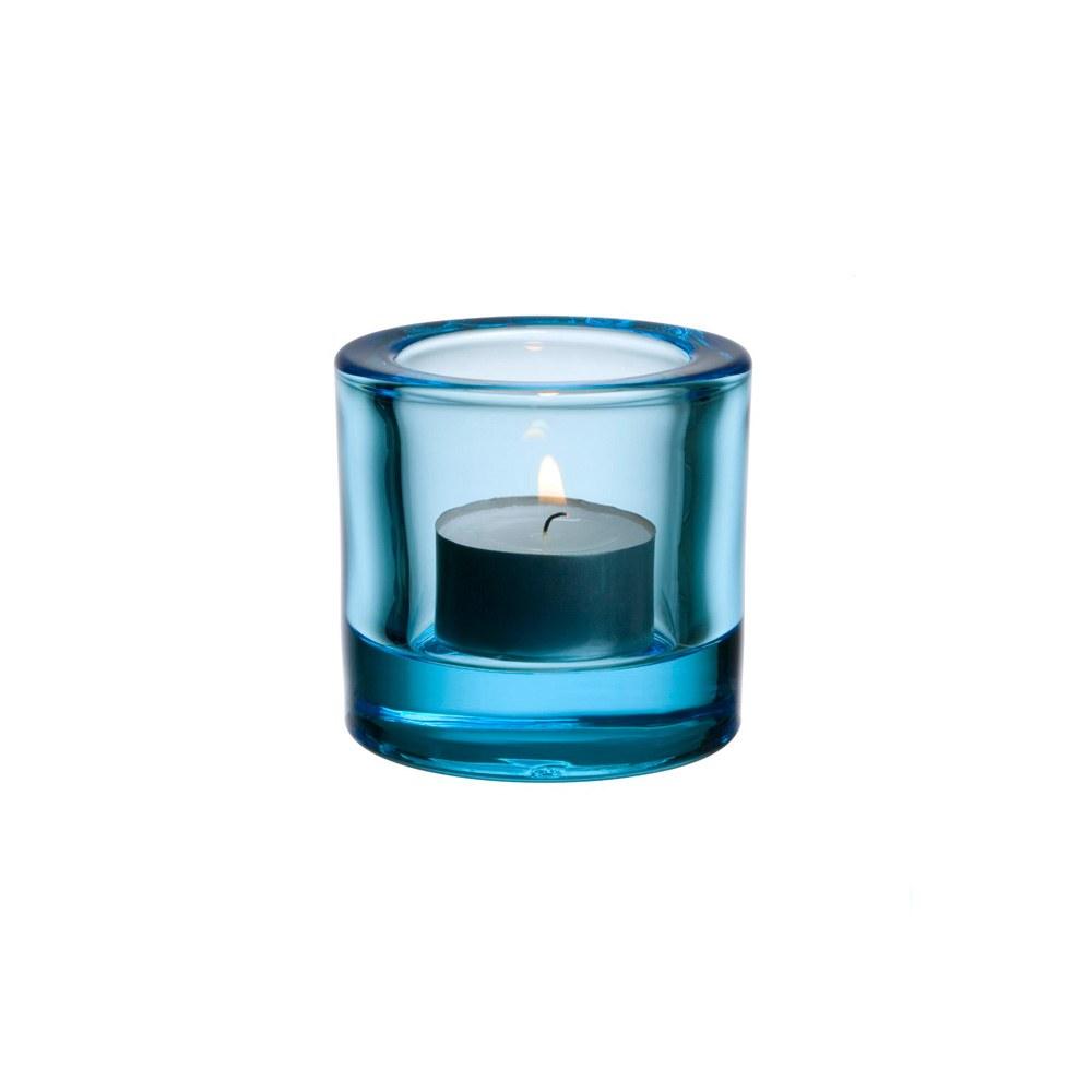 Kivi Votive  6cm Light Blue