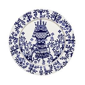 Taika Midnight Blue Plate 27cm