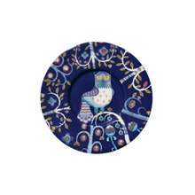 Taika Blue Saucer 15cm