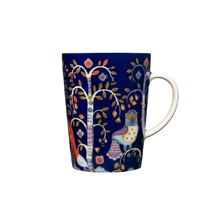 Taika Blue Mug 400ml