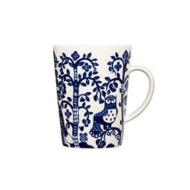 Taika Midnight Blue Mug 400ml