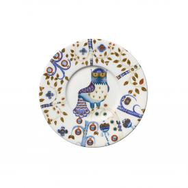 Taika White Saucer 15cm