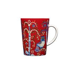 Taika Red Mug 400ml
