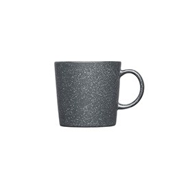 Teema Dotted Grey Mug 300ml