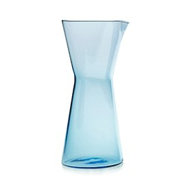 Kartio Pitcher 950ml Light Blue, Mouth Blown