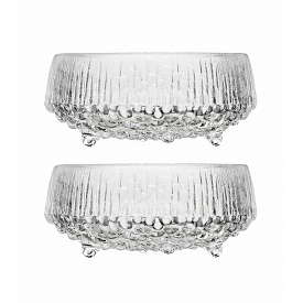 Ultima Thule Bowl 11.5cm Set Of 2 Clear