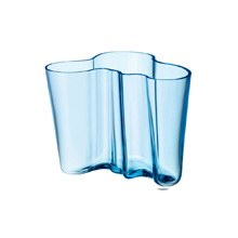 Aalto Vase 16cm Light Blue