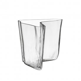 Alvar Aalto Collection Vase 17.5cm Clear Limited Edition