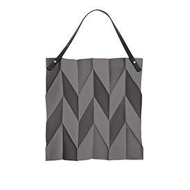 Iittala X Issey Miyake Bag Dark Grey 42cm x 43cm