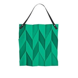 Iittala X Issey Miyake Bag Emerald 42cm x 43cm