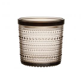 Kastehelmi Jar 13cm Linen