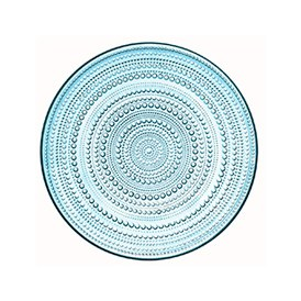 Kastehelmi Plate 31cm Light Blue