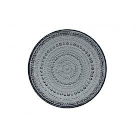 Kastehelmi Plate 17cm Dark Grey