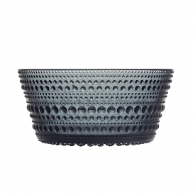 Kastehelmi Bowl 230ml Dark Grey
