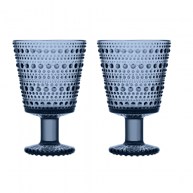 Kastehelmi Universe Glass 260ml Rain Set of 2