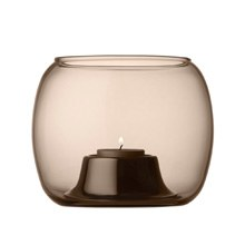 Kaasa Tealight Candleholder 14.1x11.5cm Sand