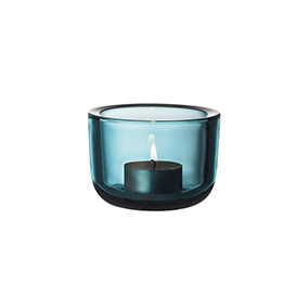 Valkea Votive Sea Blue 6cm