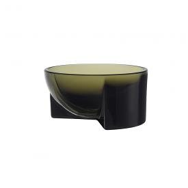 Kuru Bowl 13 x 6cm Moss Green