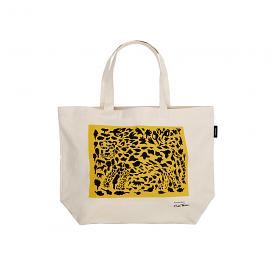 Oiva Toikka Bag Cheetah 50cmx38cm