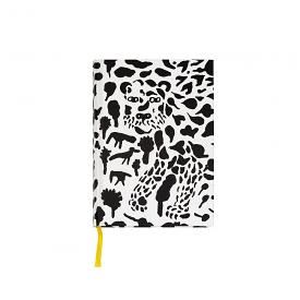 Oiva Toikka Notebook Cheetah 13cmx21cm
