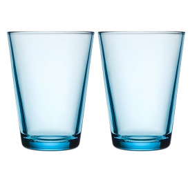 Kartio Highball 400ml Light Blue Pair
