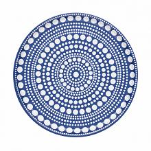 Kastehelmi Tray 35cm Ultramarine Blue