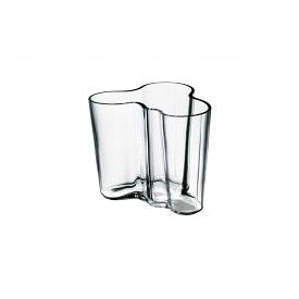Aalto Vase 9.5cm Clear