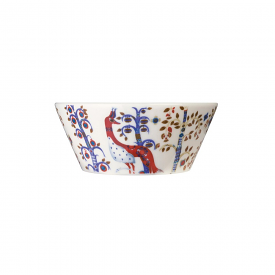 Taika White Bowl 300ml