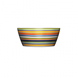 Origo Orange Dessert Bowl 250ml