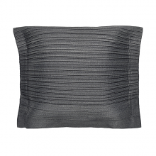 Issey Miyake X Iittala Cushion Cover 50cm  Dark Grey