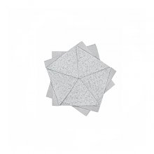 Issey Miyake X Iittala Medium Table Flower Grey