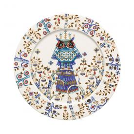 Taika White Plate 27cm