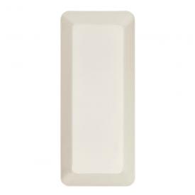 Teema White Platter 16x37cm