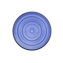 Kastehelmi Plate 24cm Ultramarine Blue