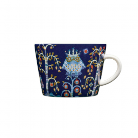 Taika Blue Coffee Cup 200ml