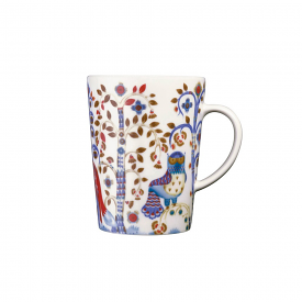 Taika White Mug 400ml