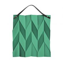 Issey Miyake X Iittala Bag Emerald